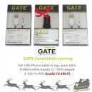 GATE CONNECTION CSOMAG